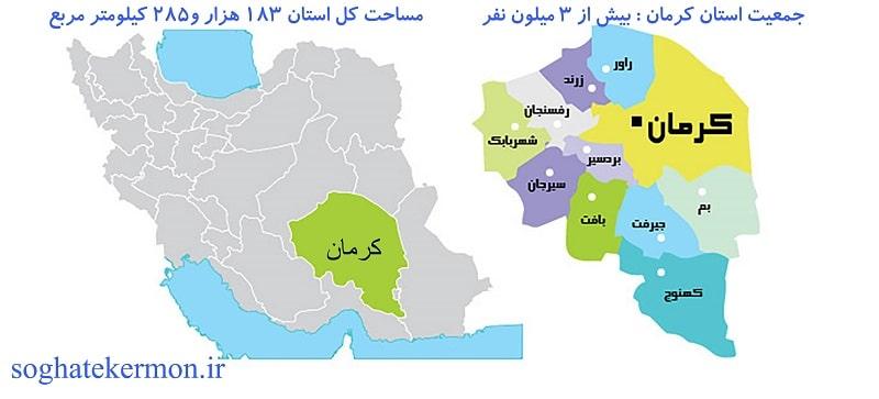 استان کرمان [همه چیز درباره استان کرمان]